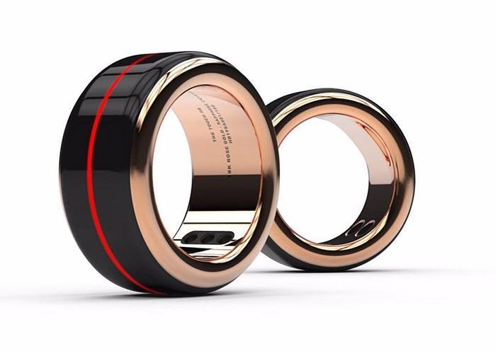 HB rings – pierścionki dla zakochanych, którzy zapragną dzielić się ze sobą rytmem swoich serc.