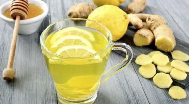 lemon detox drink