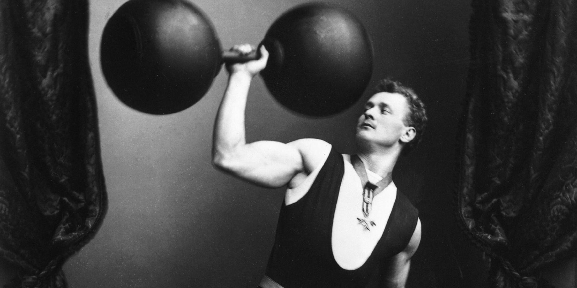 Eugen Sandow –  Najsilniejszy człowiek wszech czasów!