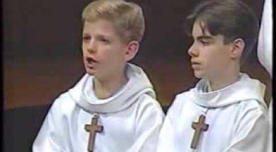 To miał być poważny występ w kościele, a cała publiczność zaczęła się głośno śmiać