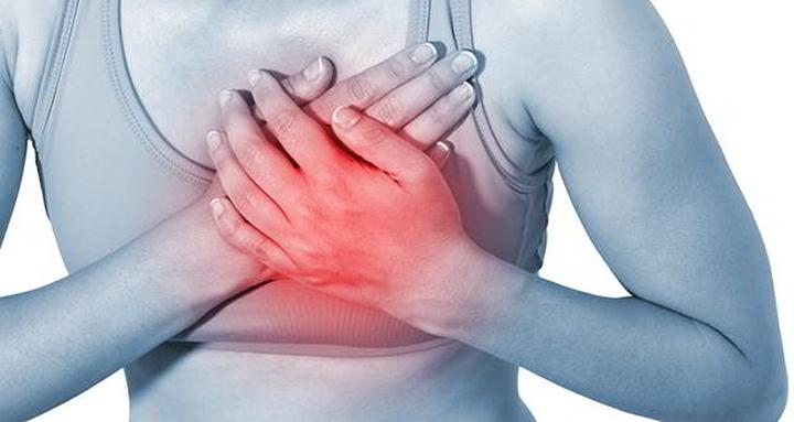 Women-Heart-Attack