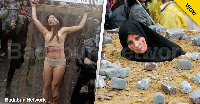 10 przerażających kar, które spotykają niewierne kobiety na całym świecie. Niektóre z nich wciąż obowiązują!