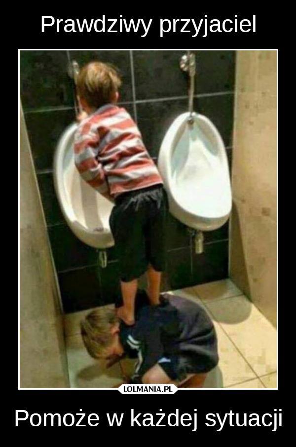 Przyjaciel w potrzebie