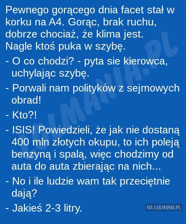 Krótka historia o polskich politykach
