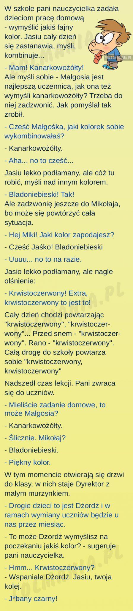 Rozterki Jasia :)