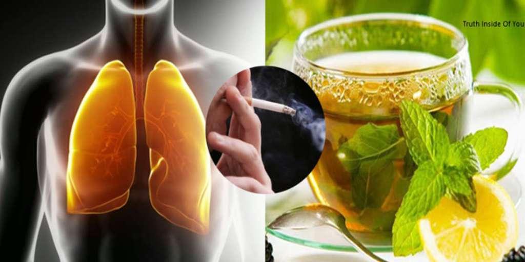 Ten przepis oczyści płuca w ciągu 3 dni, nawet jeśli palisz ponad 5 lat