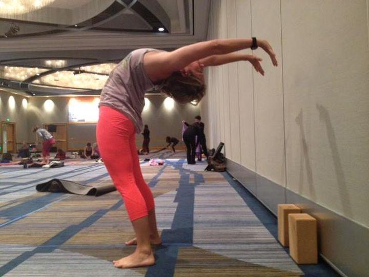supported-backbend