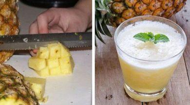 sok-z-ananasa