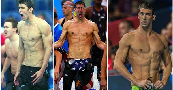 Chcesz wyglądać jak Michael Phelps? Oto jego dieta i plan treningowy!