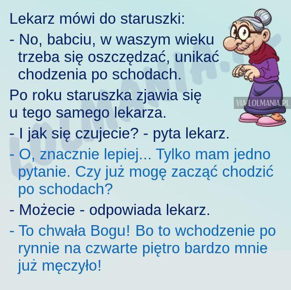 Starość nie radość :)
