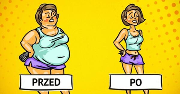 8 produktów spożywczych, które w połączeniu pozwalają szybko schudnąć.