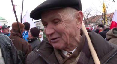Wiersz 78 letniego Pana Stanisława kombatanta, po którym nie byłam wstanie powstrzymać łez…
