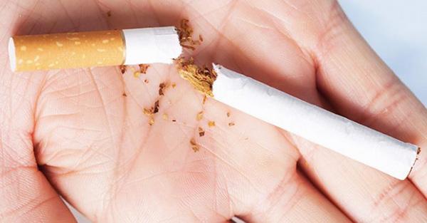 Zobacz co powinieneś jeść, jeśli chcesz rzucić palenie.