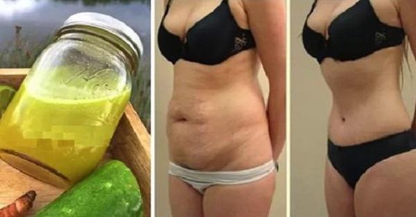 Spożywaj 2 łyżki dziennie tego środka i chudnij 1 cm dziennie.