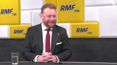 Edyta Górniak idzie na wojnę. Odpowiedziała na ironię Łukasza Szumowskiego.