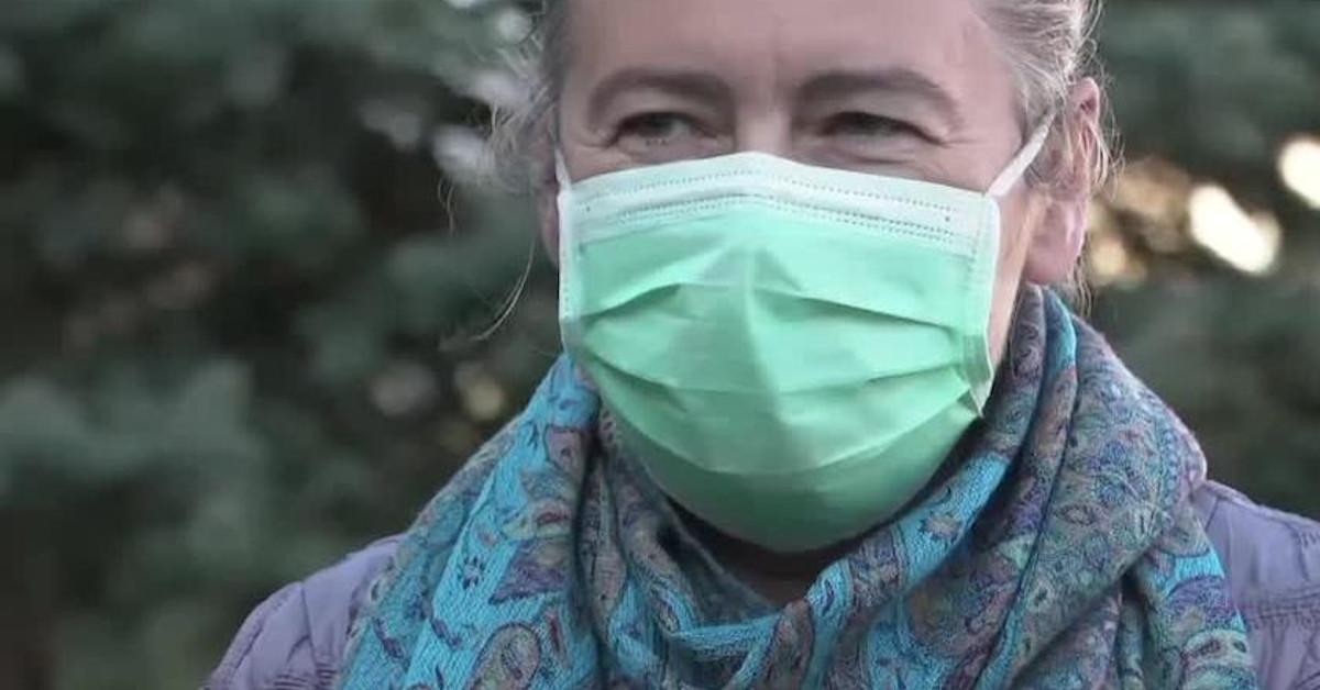 Szpital zwolnił położną za ujawnienie prawdy o maseczkach. Teraz usłyszała ultimatum.