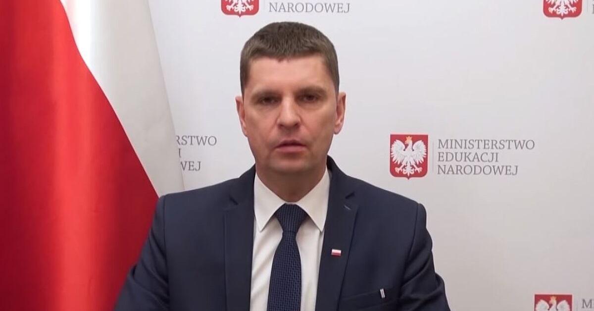 Minister Edukacji powiedział prawdę. Tysiące polskich rodziców będzie wściekłych.
