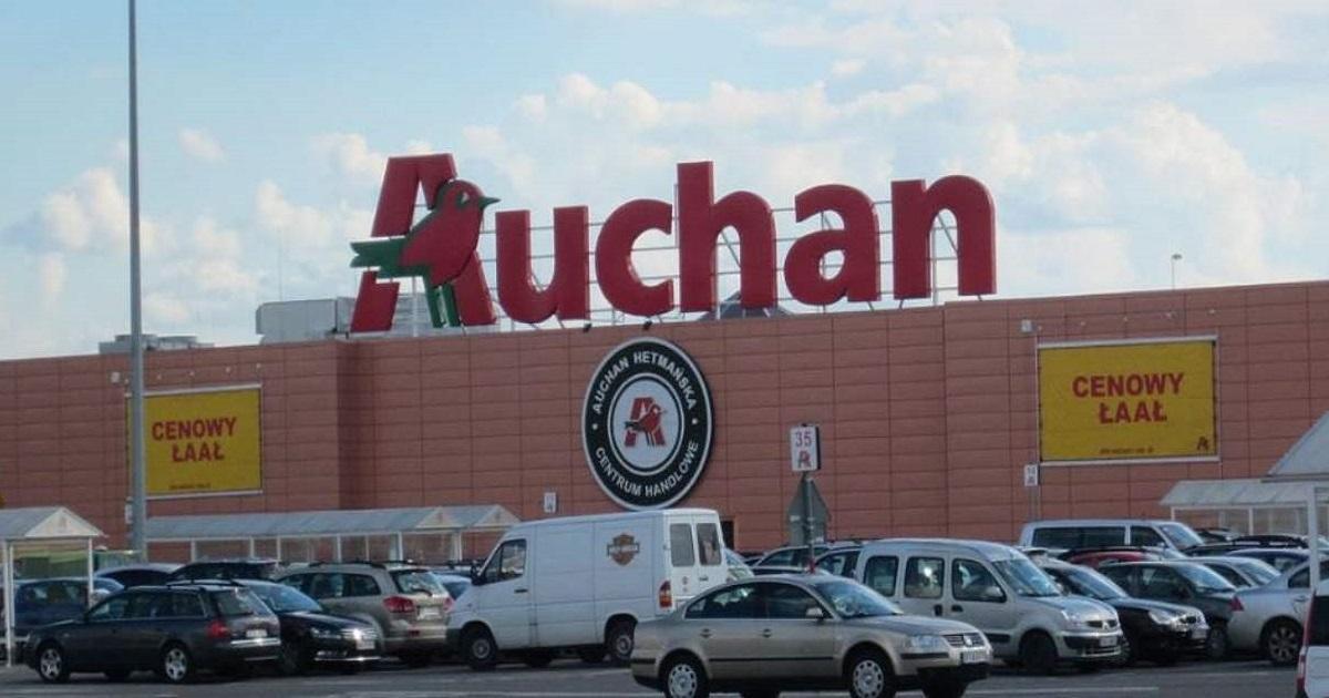 Niestety Auchan podjął nagłą decyzję o zamknięciu sklepów. Czy to efekt zakazu handlu w niedzielę?