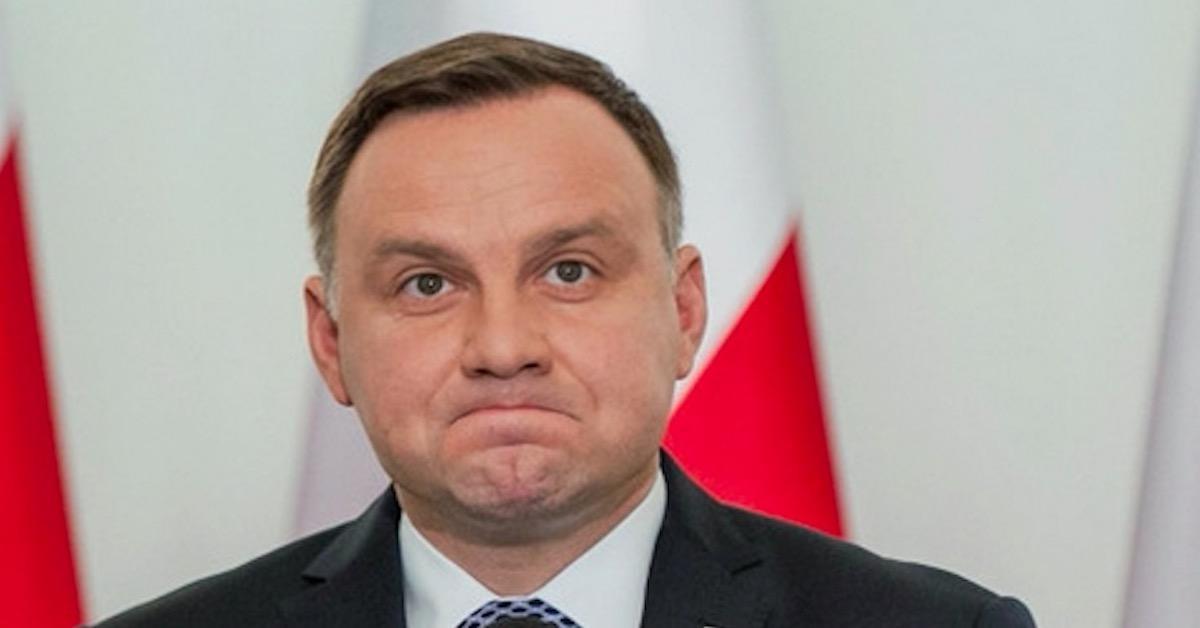 Rosjanie zakpili z Andrzeja Dudy. Prezydent myślał, że rozmawia z sekretarzem ONZ.