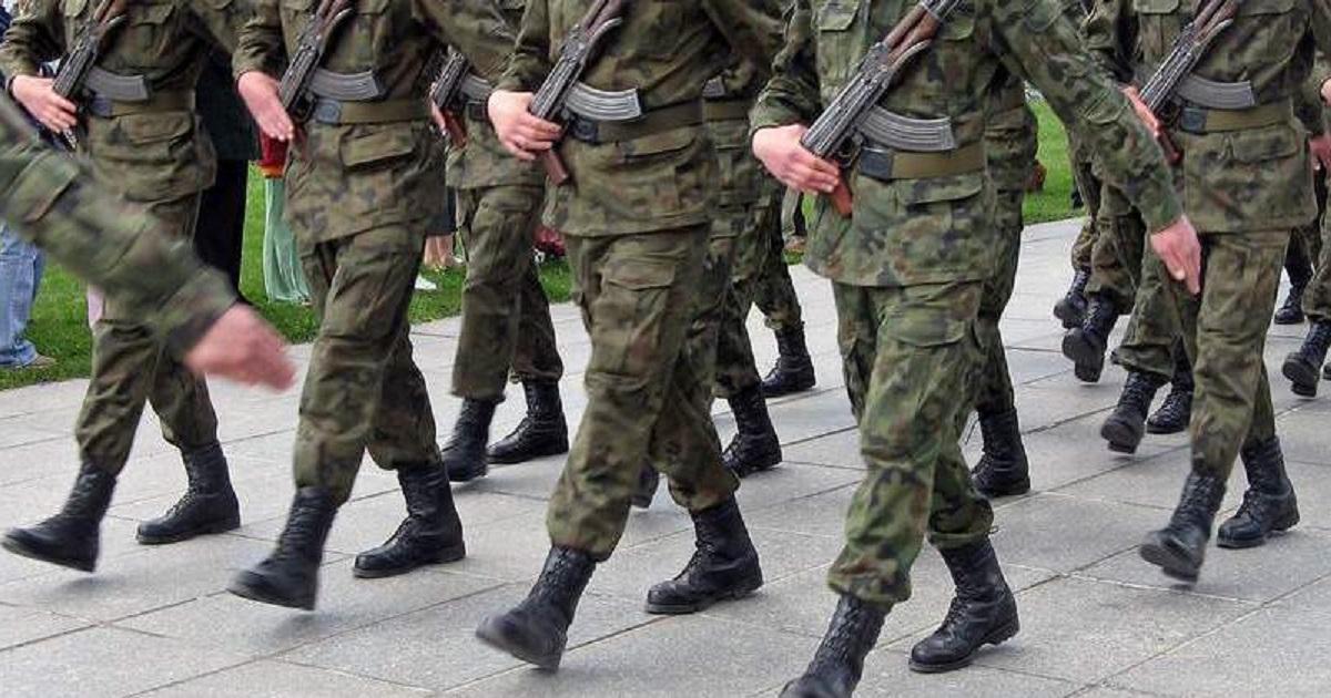 Czy popierasz obowiązkową służbę wojskową?
