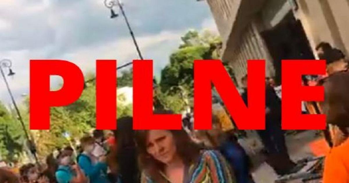 Wielki protest pod Sejmem. Ludzie wyszli na ulice. Mają dość. O co chodzi?