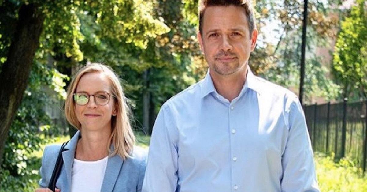 Niebywałe słowa żony Trzaskowskiego o Marii Kaczyńskiej. Agata Duda nie będzie zadowolona.