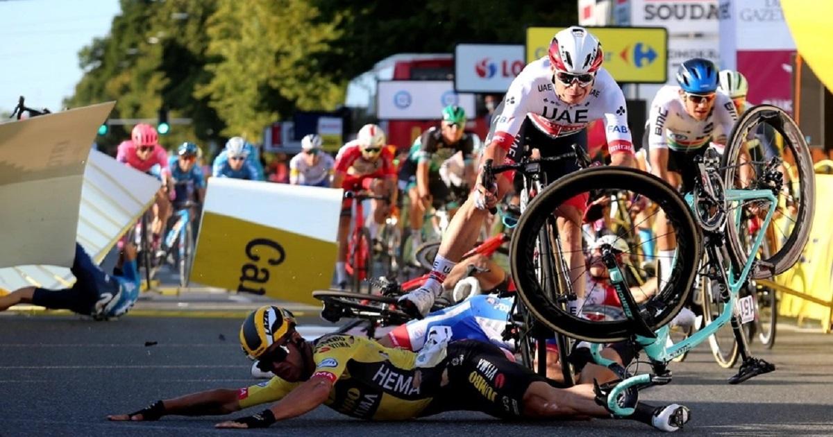 Koszmarny wypadek na Tour de Pologne. Fabio Jakobsen w śpiączce.