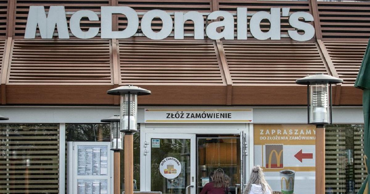 Sanepid poszukuje klientów restauracji McDonald's. Trwa dochodzenie epidemiologiczne.