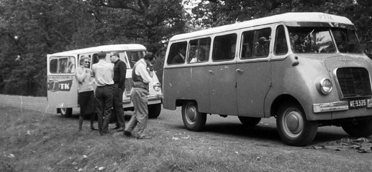 Czy są tutaj osoby, które pamiętają jeszcze jazdę Nysą?