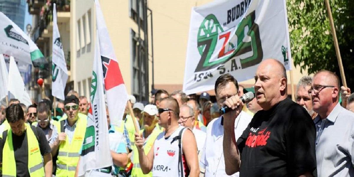 Górnicy zdecydowali się ruszyć na Warszawę. Mają dość zarówno UE jak i jej polityki