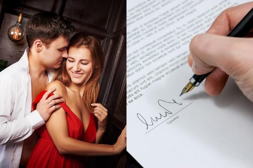 Dania zmienia definicję gwałtu. Teraz w ramach gry wstępnej… przygotuj długopis do podpisania umowy.
