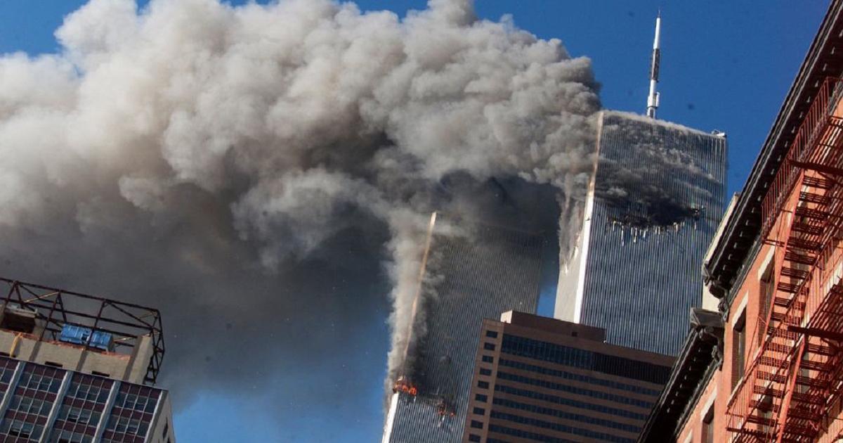 """Ostatni, smutny telefon z World Trade Center. """"Jesteśmy za młodzi żeby umierać"""""""