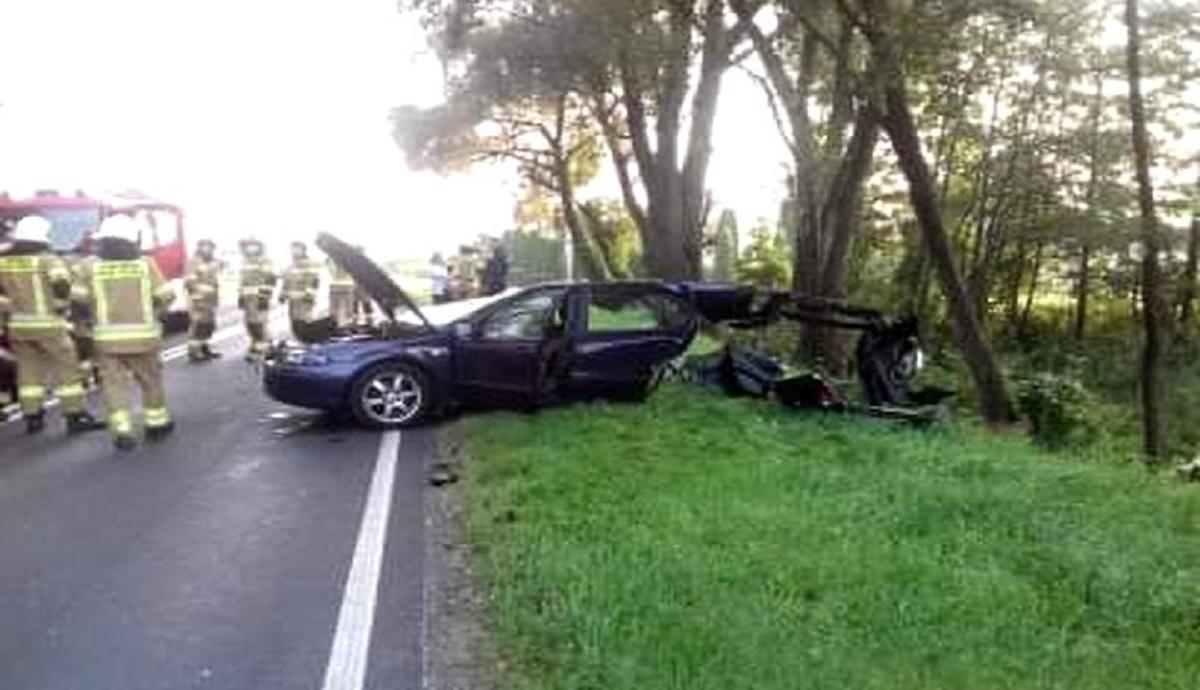 Kobieta spowodowała wypadek samochodowy. Powód? Makijaż.