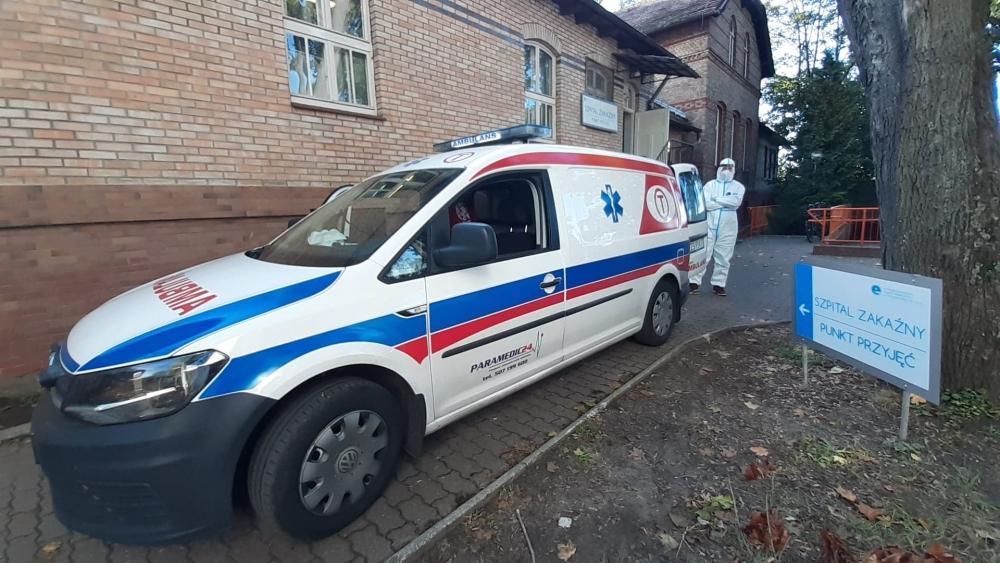Tragiczny stan pacjentów, którzy trafili z Gorzowa do Zielonej Góry