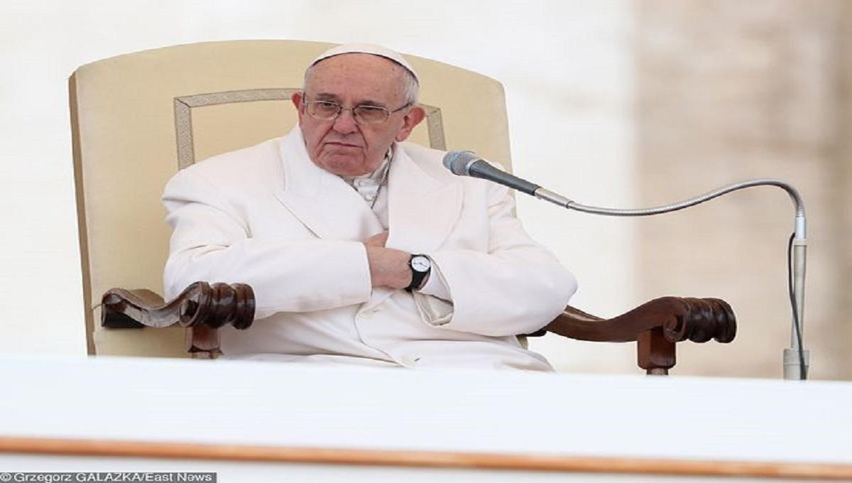Papież o aborcji: to jak wynajęcie płatnego zabójcy. To wyjątkowo gorzkie słowa papieża