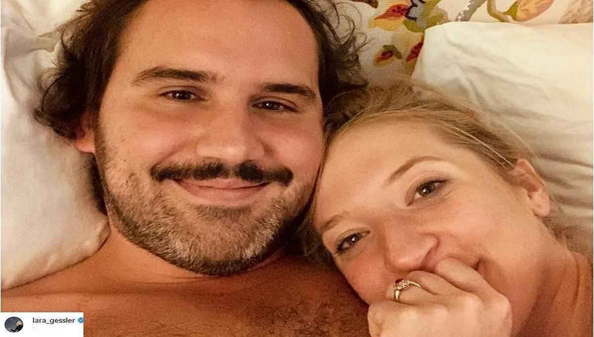 Lara Gessler potwierdziła ślub z Piotrem Szelągiem! Pochwaliła się romantycznymi zdjęciami!
