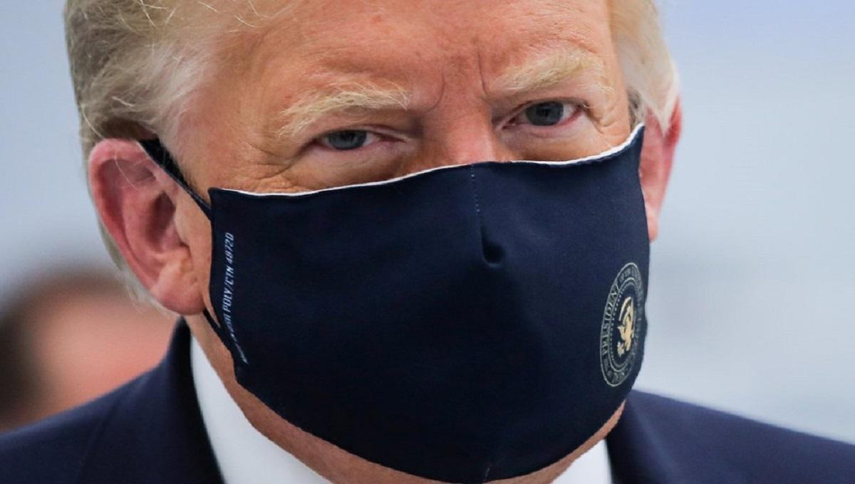 Prezydent Donald Trump zaraził się koronawirusem! Teraz kiedy prowadzi kampanię wyborczą jest to prawdziwy cios