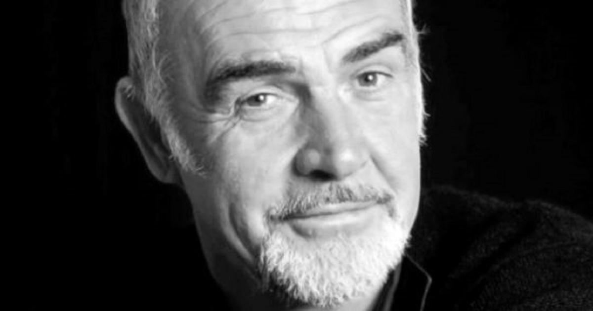 Nie żyje Sean Connery. Odszedł legendarny James Bond.