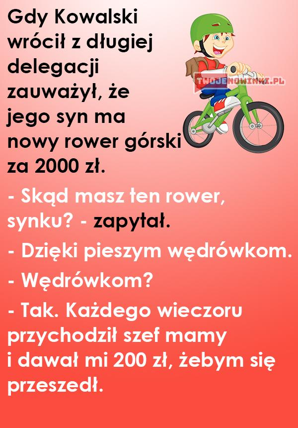 Nowy rower