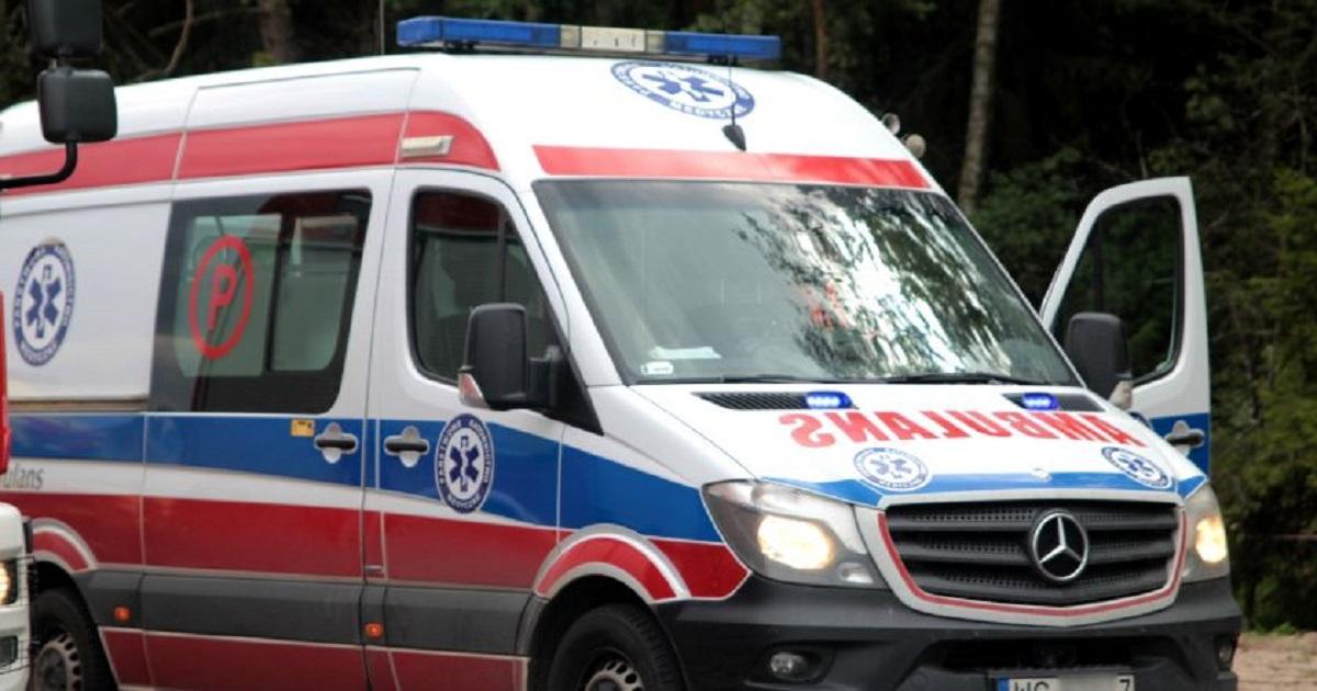 Zmarł kierowca karetki. Szpitale odmówiły przyjęcia chorego na COVID-19.