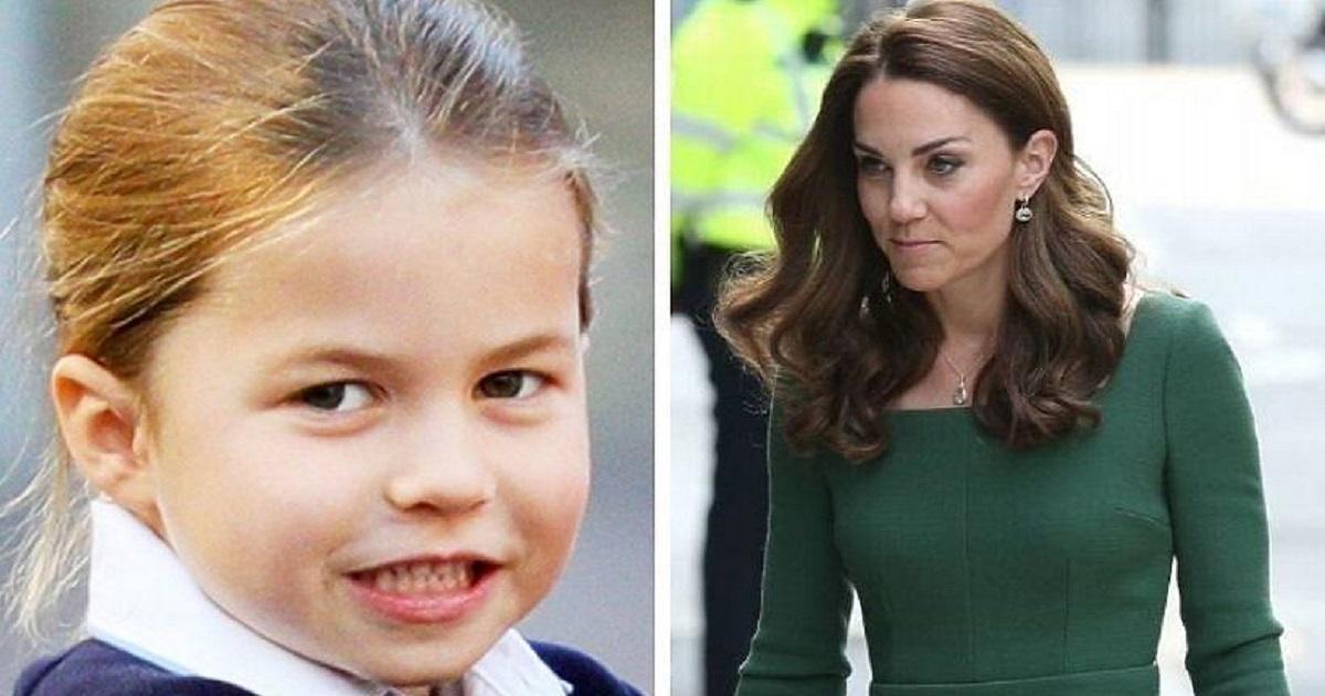Księżna Kate jest w czwartej ciąży? Tajemnice miała zdradzić księżniczka Charlotte.