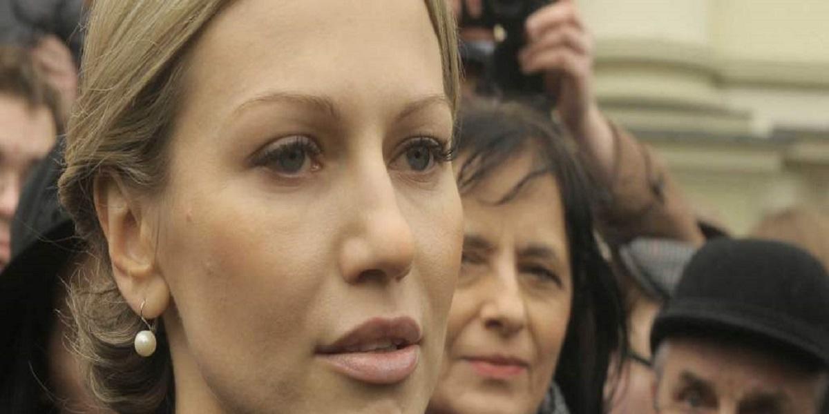 """Magdalena Ogórek nie wytrzymała, puściły jej nerwy. Ostro skomentowała protesty. """"Wara od kościołów, bandyterko"""""""