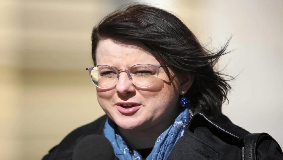 Kaja Godek mówi dość i składa zawiadomienie do prokuratury.