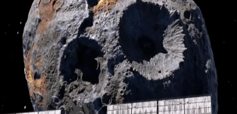 """""""Złota Asteroida"""" praktycznie otrze się o Ziemię! NASA planuje niezwykłą misję"""