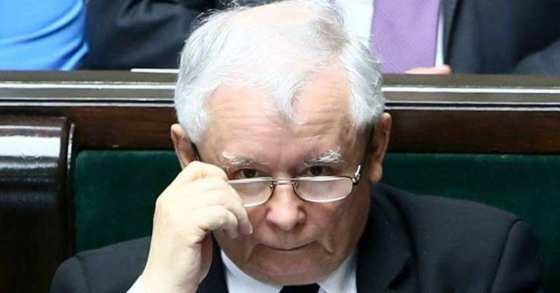 Wieszaki na płocie Kaczyńskiego. Czy policja poniesie za to konsekwencje?