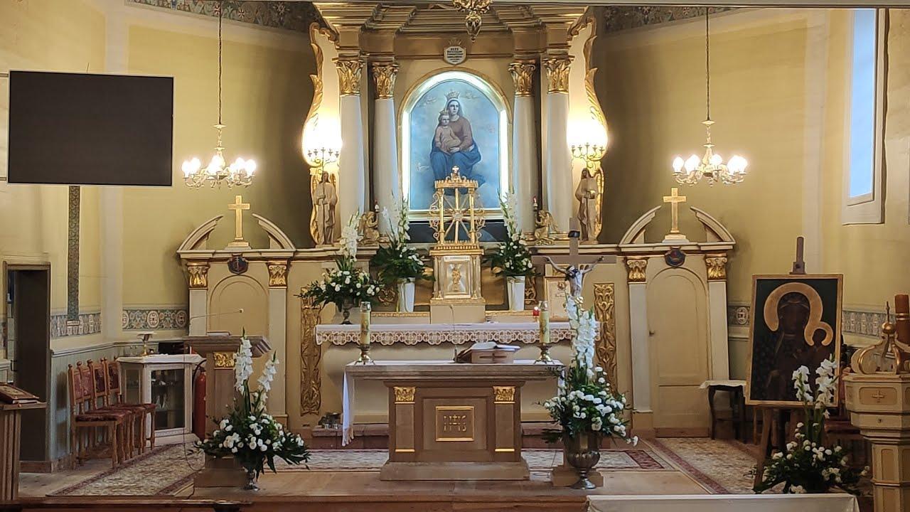 Wybili szyby w kościele własnymi pięściami. Zdradziły ich pokaleczone dłonie.