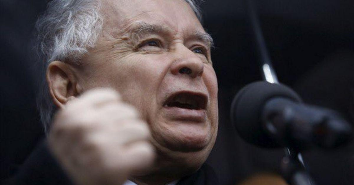 Ujawniono szokujące plany prezesa wobec protestujących. Kaczyński chce pałować kobiety!