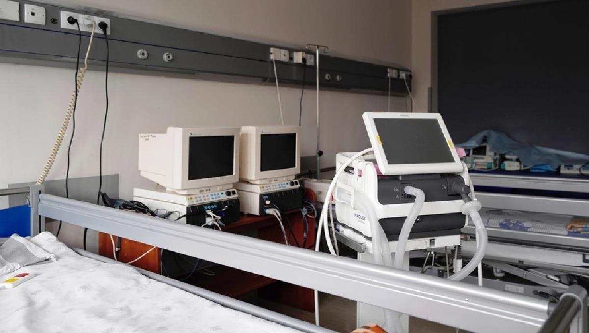 """""""DGP"""": Szpitalom zaczyna brakować tlenu dla pacjentów covidowych"""