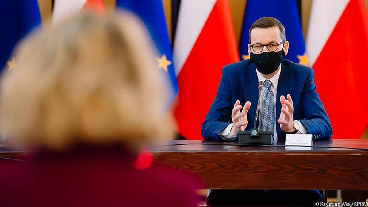 """Mateusz Morawiecki spotkał się z przedstawicielami firmy Pfizer. """"Triumf nauki nad epidemią"""""""