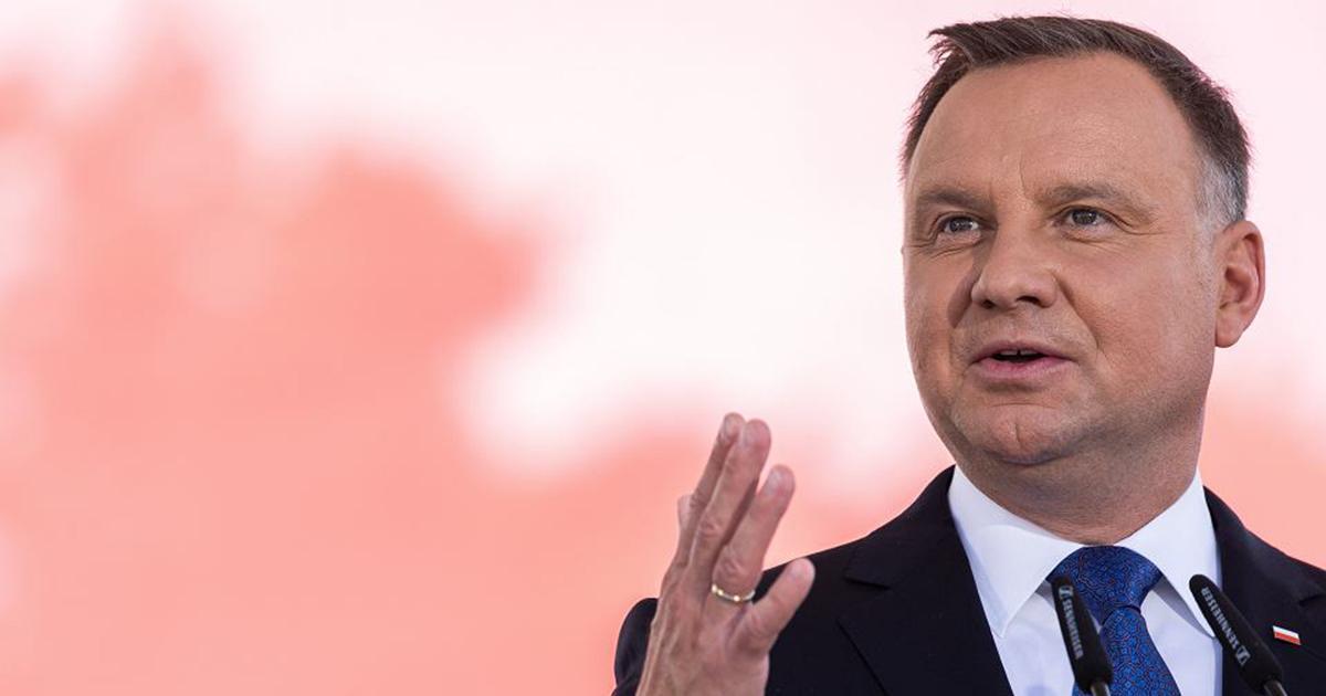"""Andrzej Duda napisał tekst o wolności. """"Otwiera się właśnie nowa dekada XXI wieku…"""""""